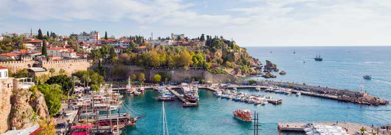 Antalya Hakkında Genel Bilgi