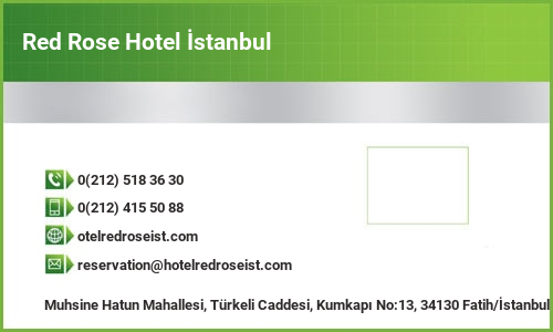 Red Rose Hotel İstanbul