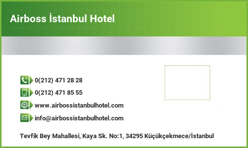 Airboss İstanbul Hotel