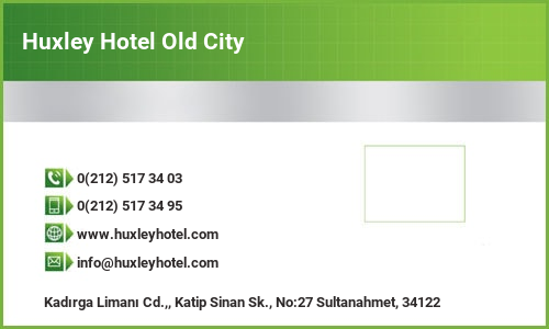 Huxley Hotel Old City