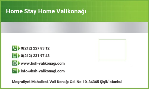 Home Stay Home Valikonağı