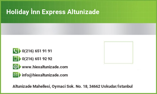 Holiday İnn Express Altunizade