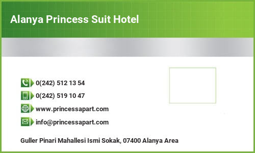Alanya Princess Suit Hotel