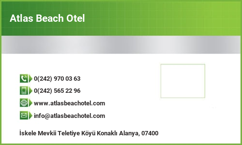 Atlas Beach Otel