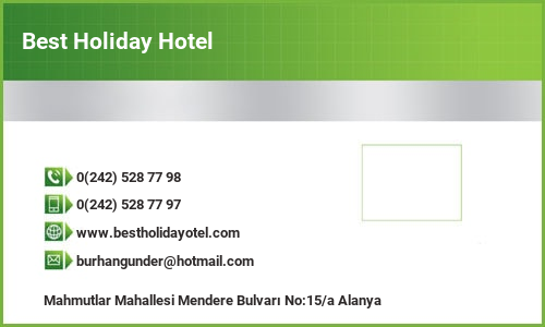 Best Holiday Hotel