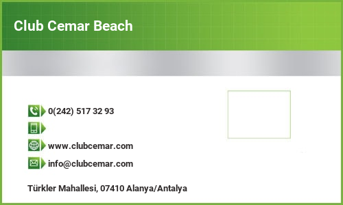 Club Cemar Beach