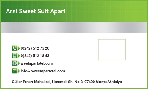 Arsi Sweet Suit Apart