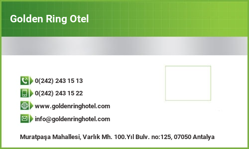 Golden Ring Otel