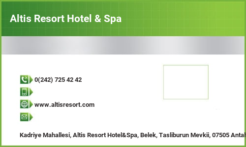 Altis Resort Hotel & Spa