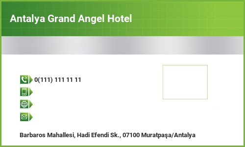 Antalya Grand Angel Hotel
