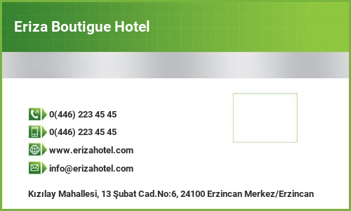 Eriza Boutigue Hotel