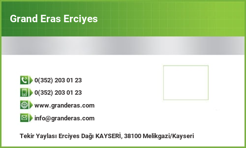 Grand Eras Erciyes