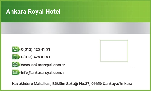 Ankara Royal Hotel