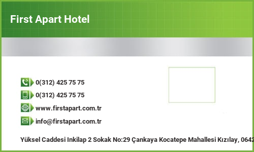 First Apart Hotel
