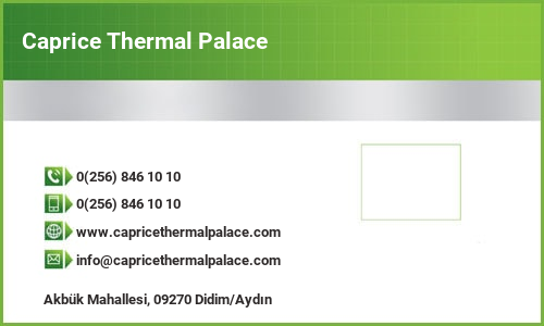 Caprice Thermal Palace