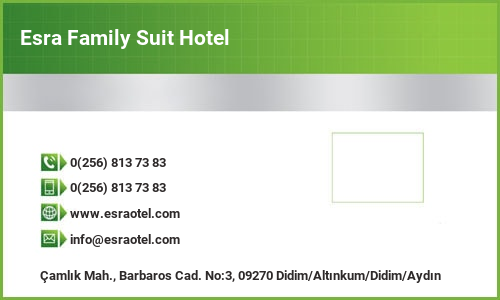 Esra Family Suit Hotel