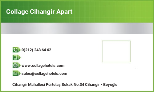 Collage Cihangir Apart