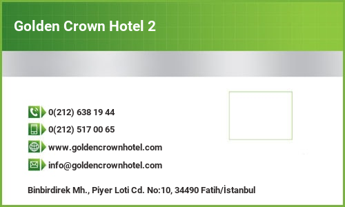 Golden Crown Hotel 2