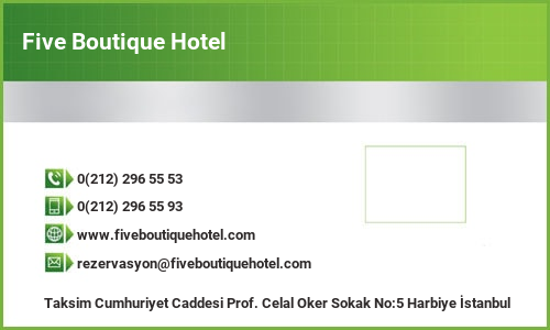 Five Boutique Hotel